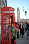 Teyonna Ridgeway is studying abroad in London.